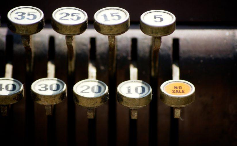 Każdy szef butiku ma obowiązek dysponowania kasy fiskalnej konieczna jest w przypadku prowadzenia aktywności gospodarczej.
